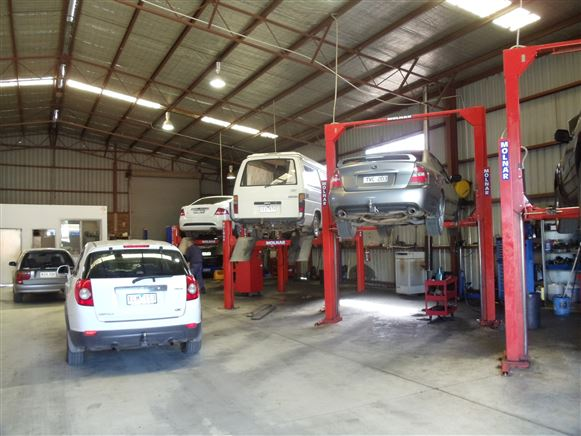 Business for Sale - GV Automatic Transmission Service, Shepparton