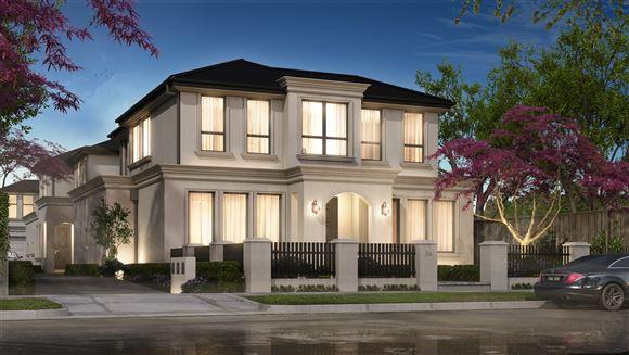 Luxurious Townhouses 1, 2 & 3 in Mount Waverley School Zone