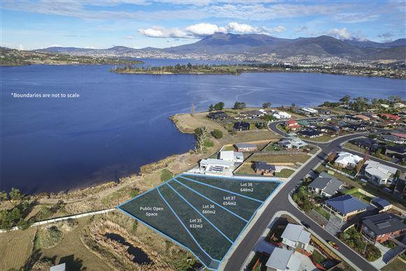 Rare Virtual Waterfront Land - LOT 35
