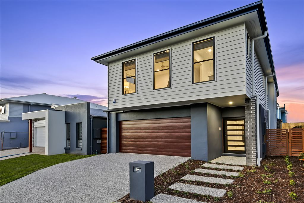 Your Brand New Home with a Brand New Address
