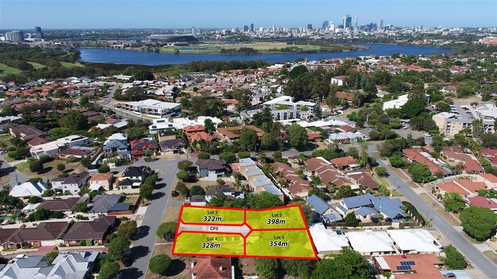 Street Front 322 SQM - Build your dream home here!
