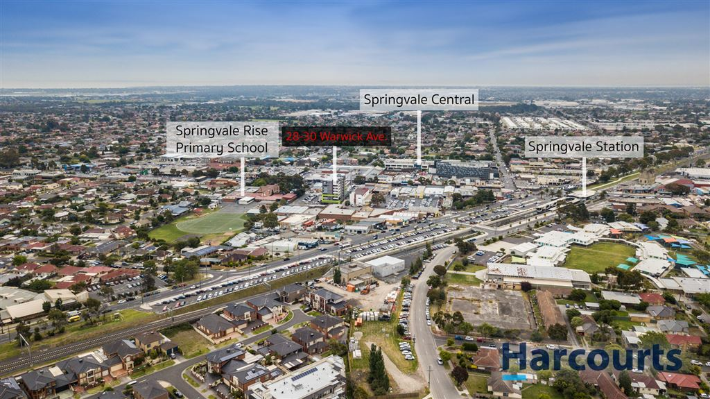 Affordable Brand-New Residence in Springvale Central