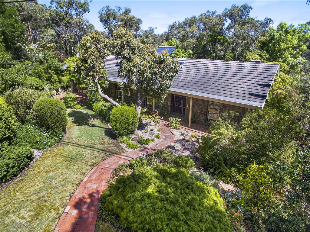 Architecturally Designed Home Set Amongst the Gums