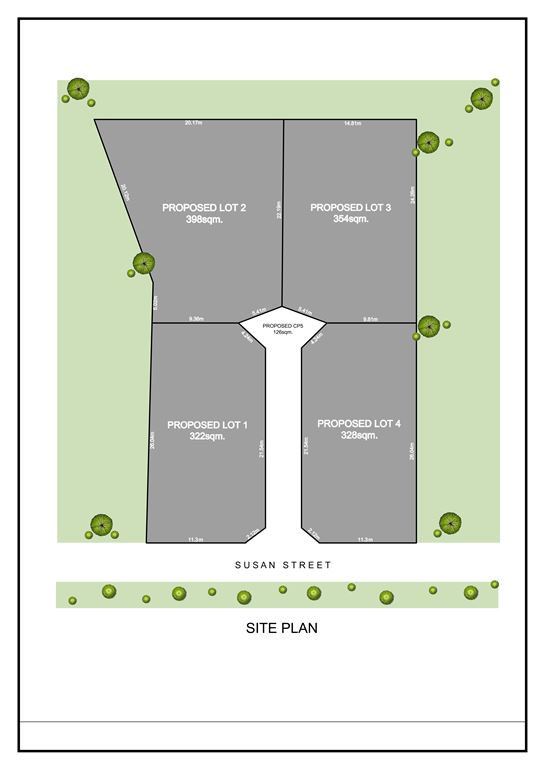 The Largest of them all! Buy this 398 SQM lot today!