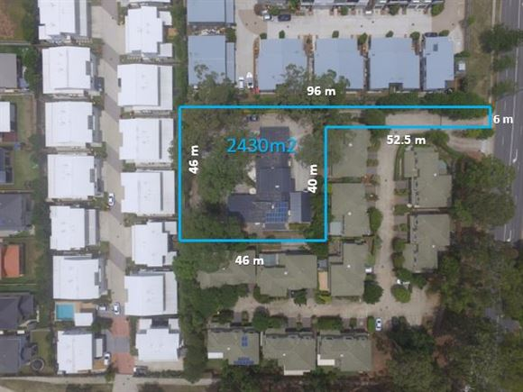 2430m2 Could be Yours In Carseldine!
