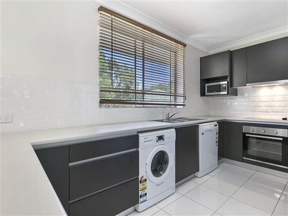 Renovated, Light Filled Unit and Perfect Location