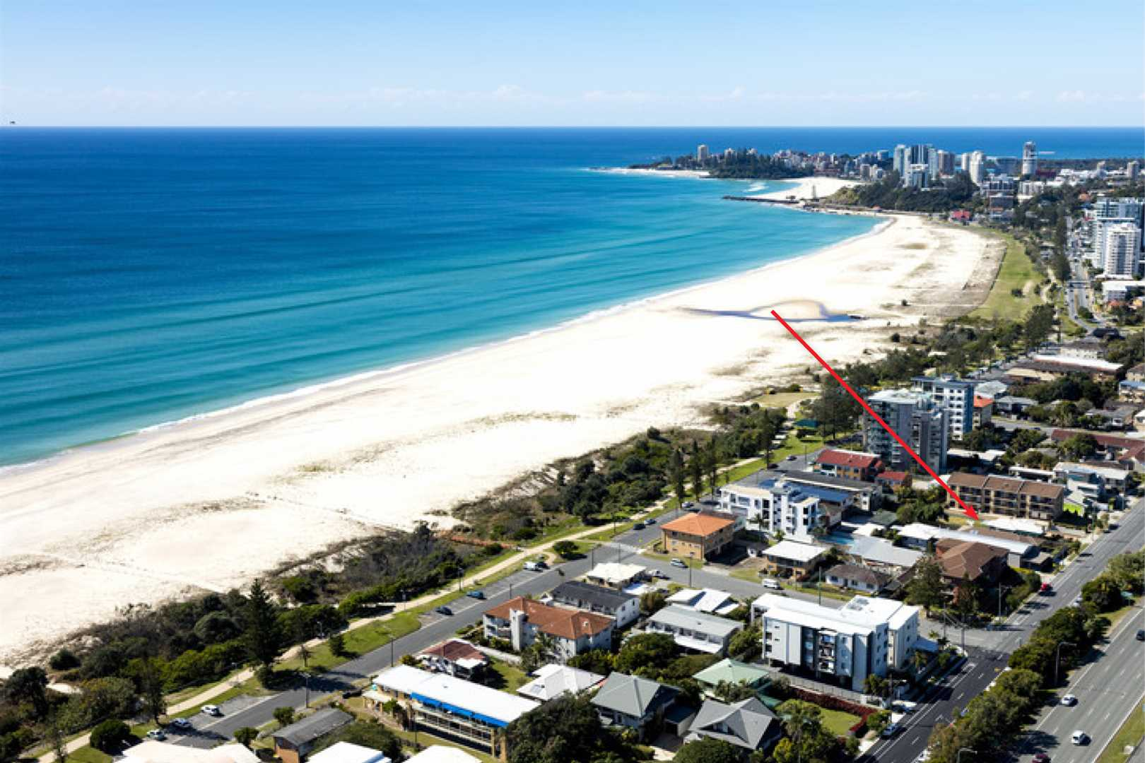 Blue Chip Land with a Beachside Location!