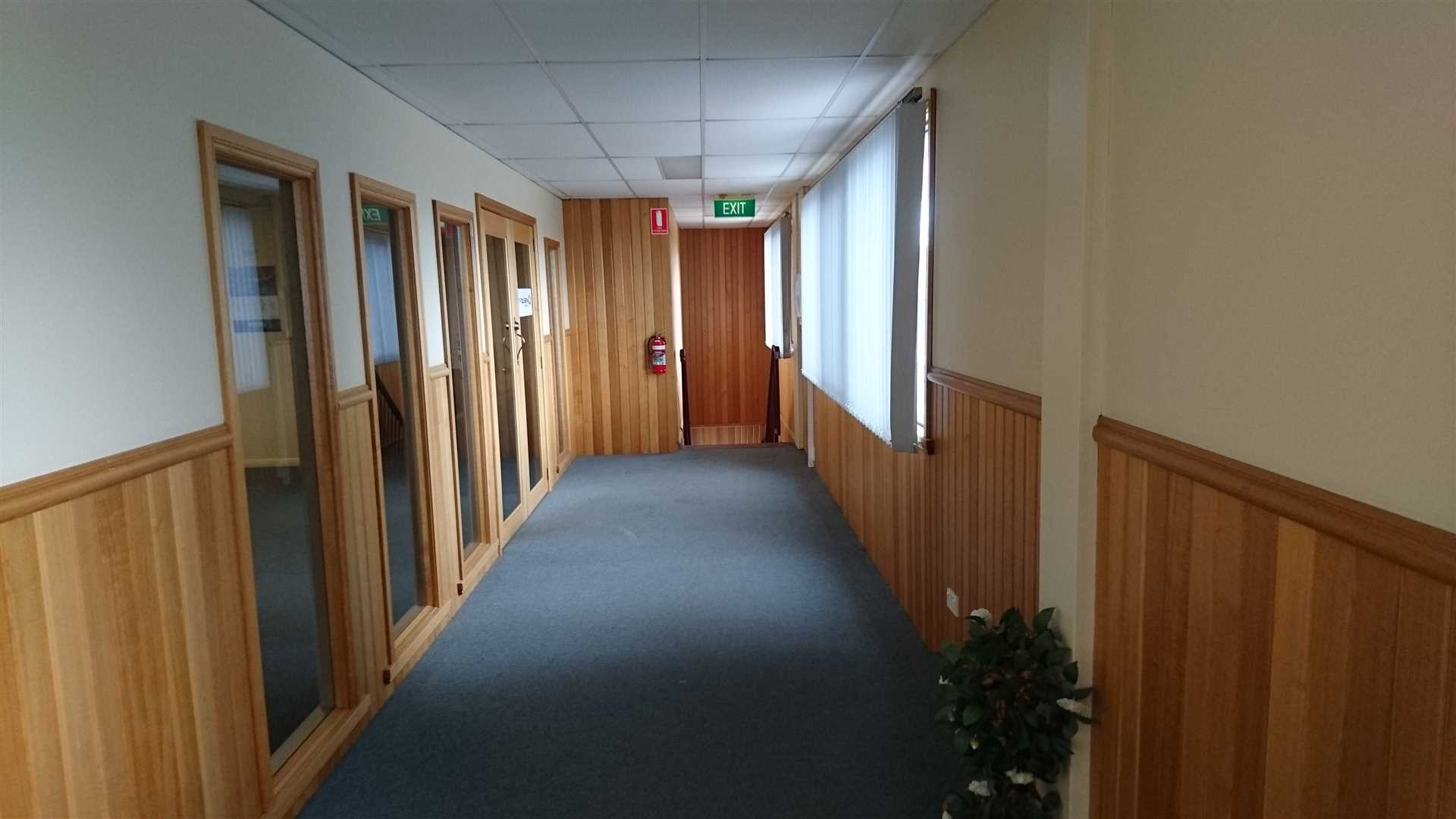 office suites entry