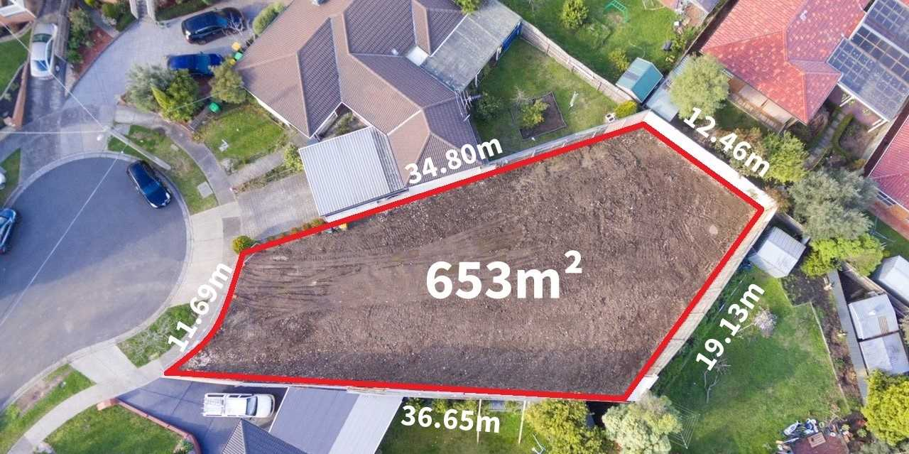 653m2 of Prime Vacant Land
