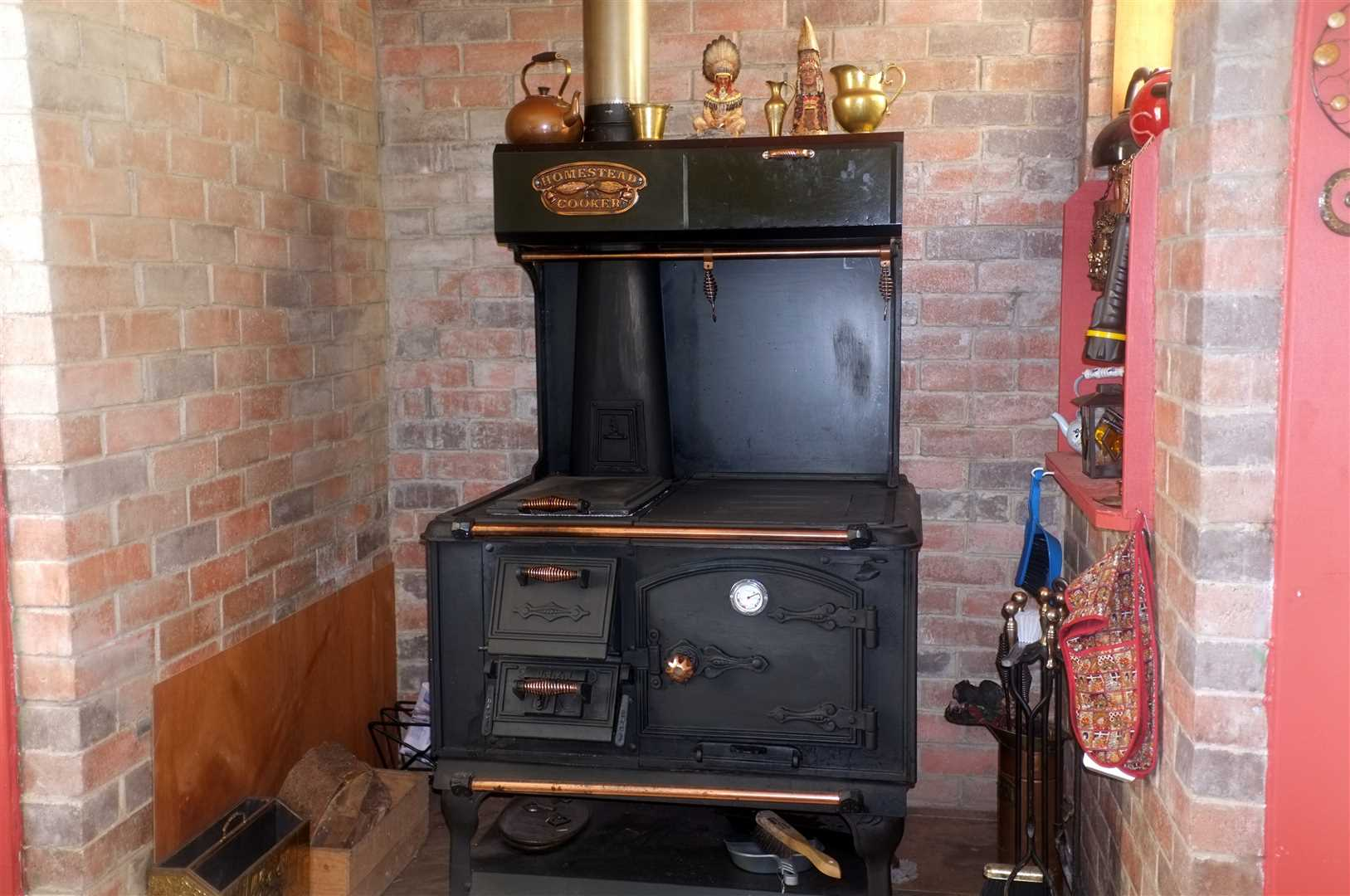Combustion Stove