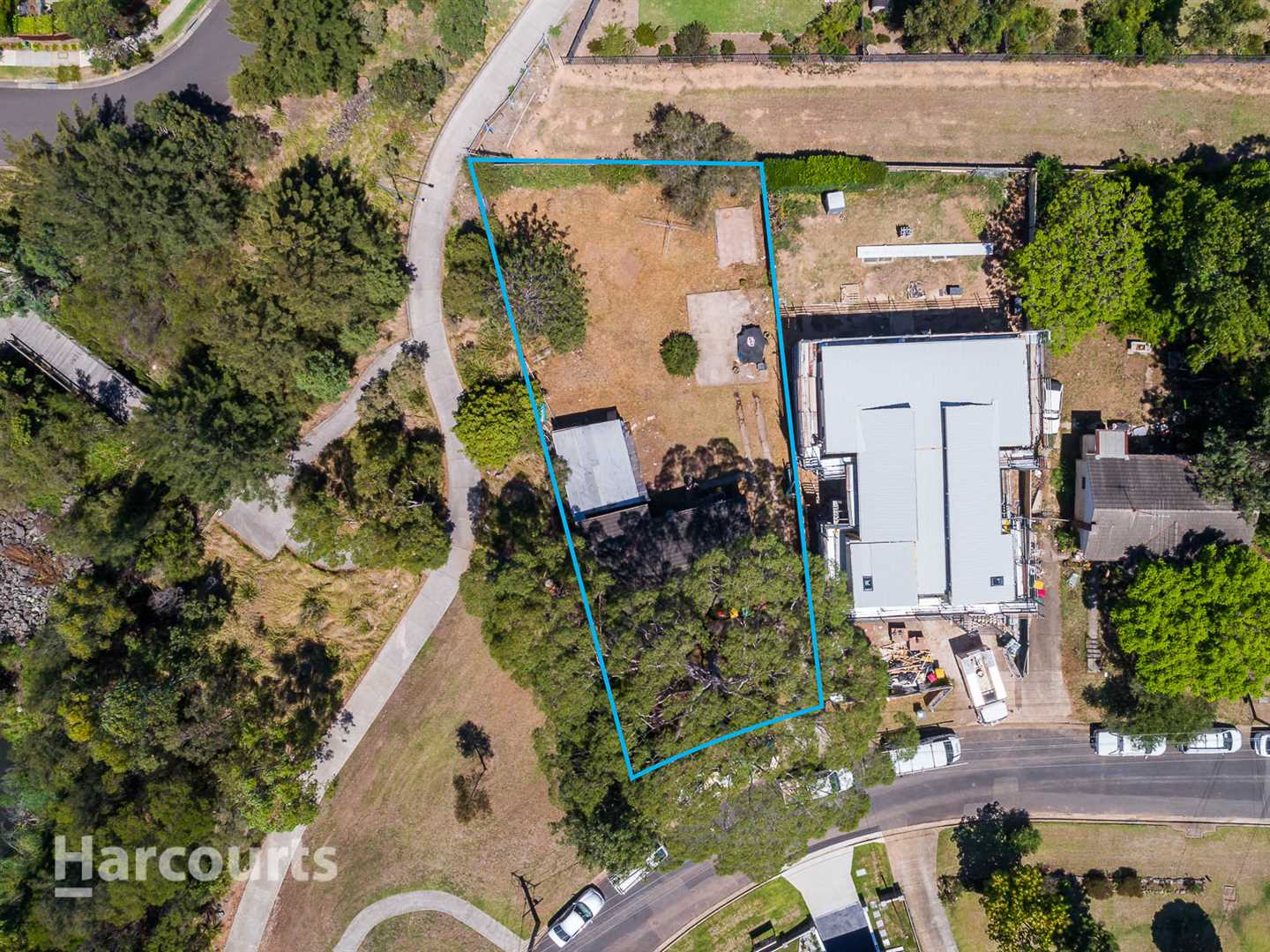 Convenience in location with development potential