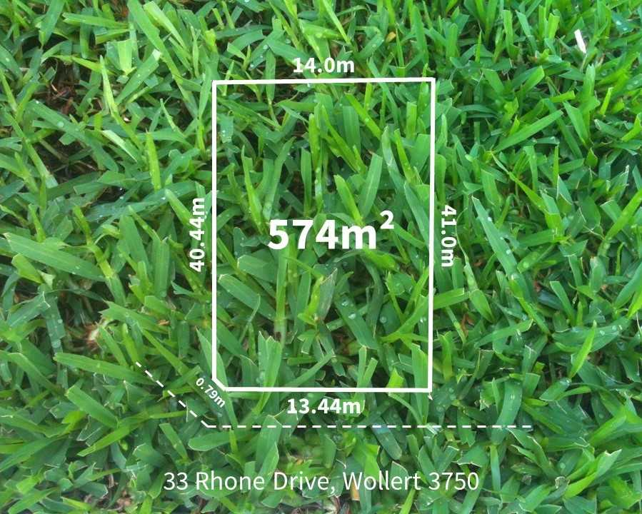 Titled Land 574m2 - Under Instructions to be sold!