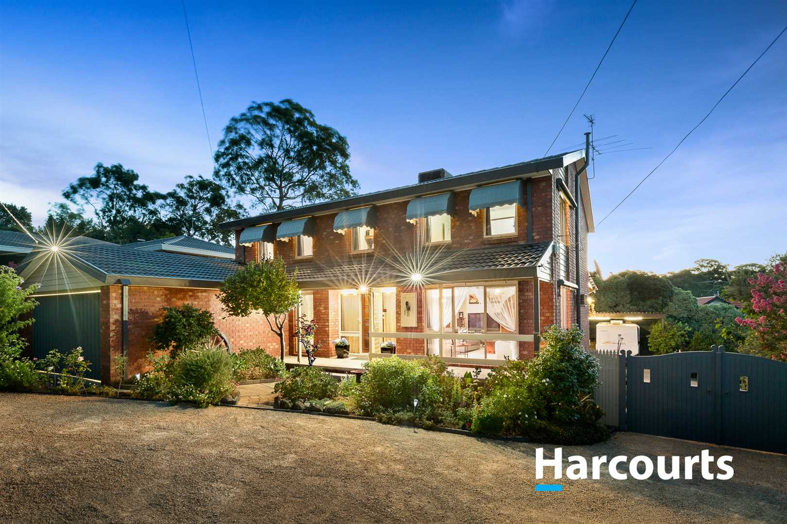 Large family home in coveted location