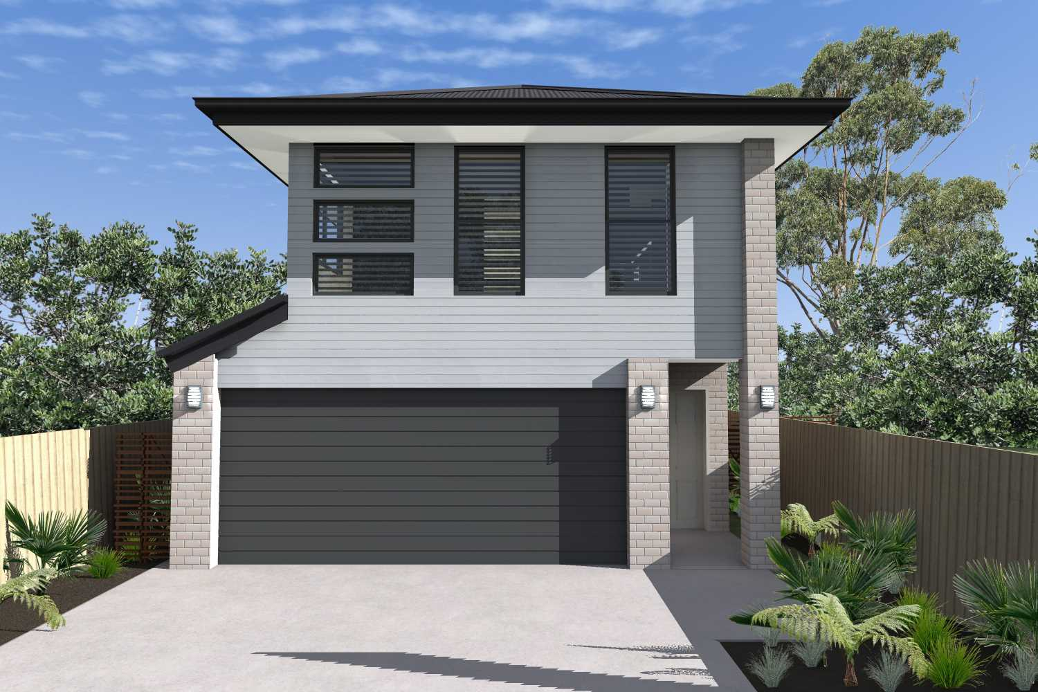 Location, Convenience & a Brand New Home!