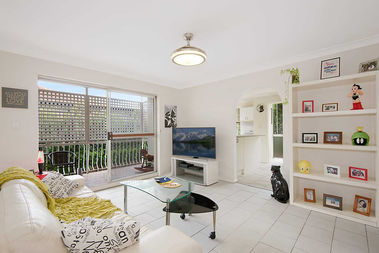 Spacious and Airy 2 Bedroom Unit