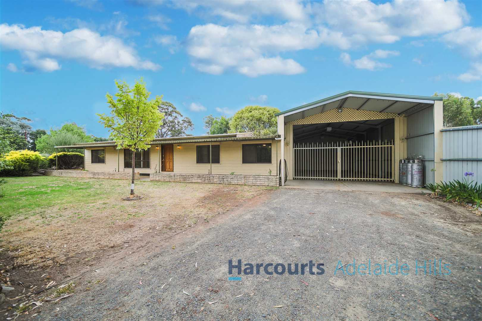 Huge Sheds, Solar & Privacy