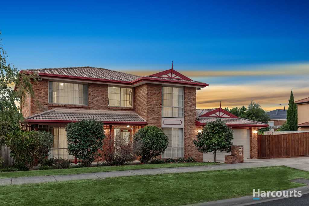 Double Storey Family Home Fit For The Entertainer
