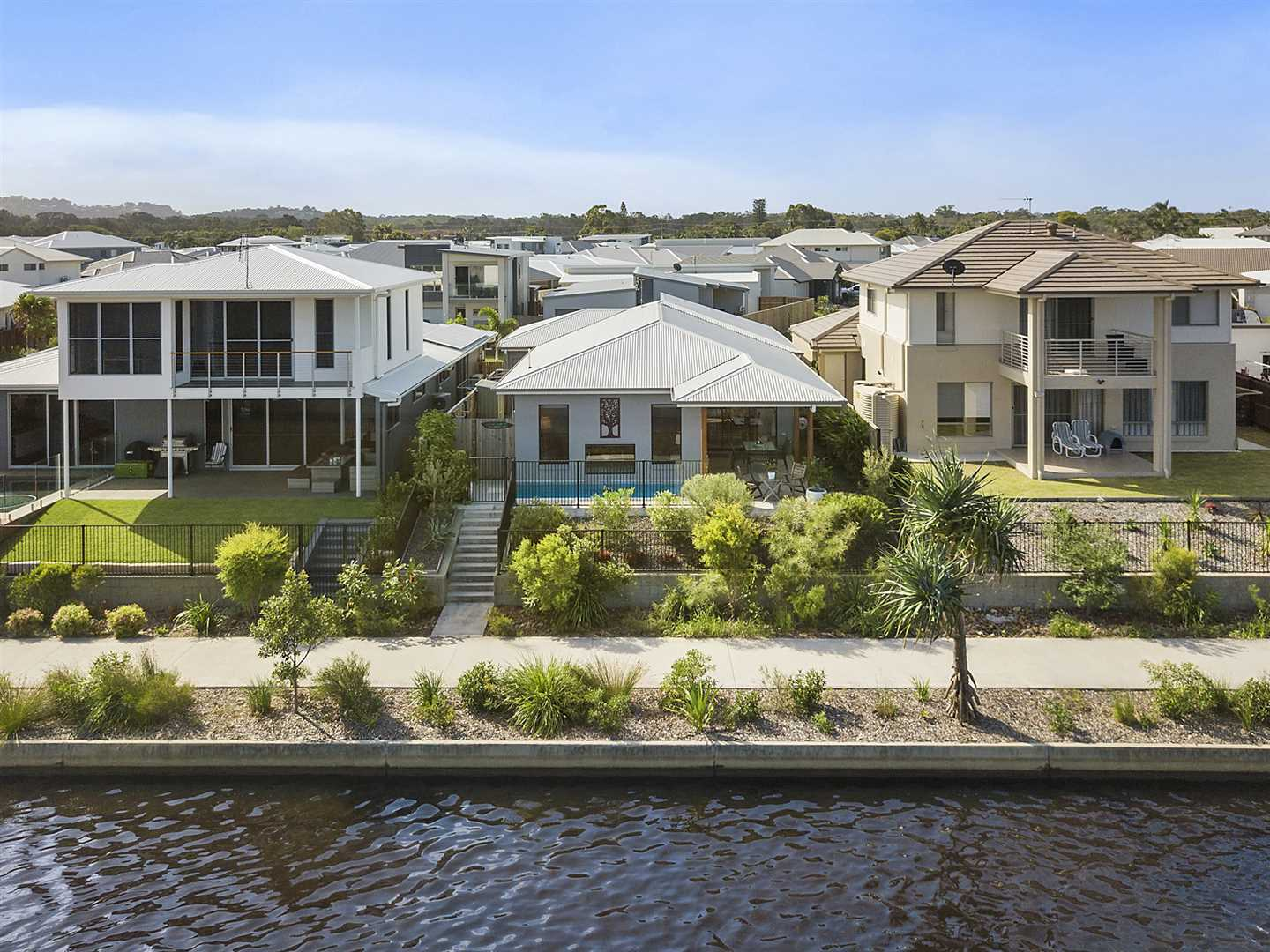 Waterfront Home Offers Ultimate Coast Lifestyle