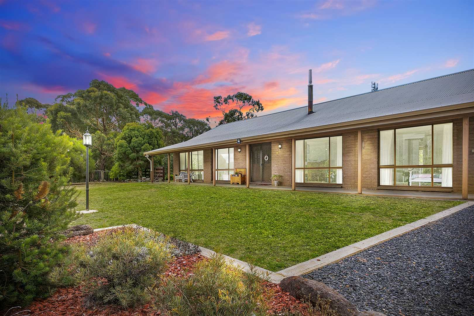 Delightful Family Home on Approx. 20 Acres- Buninyong Region