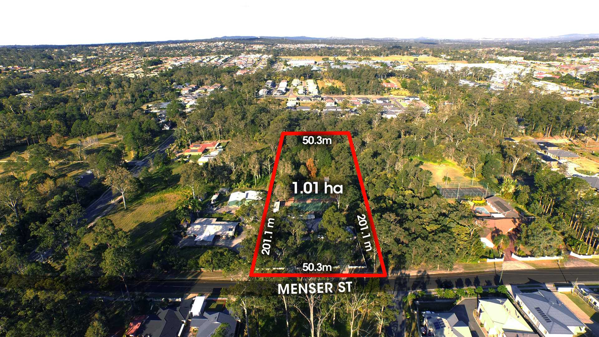 2.5 Acres In Heart Of Calamvale