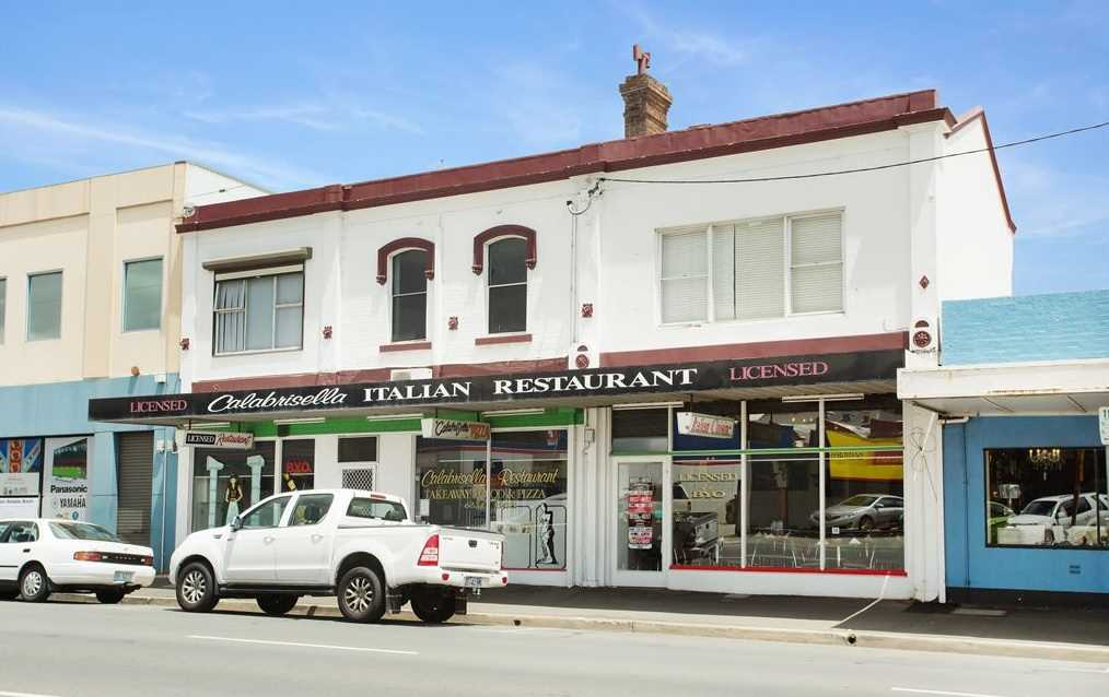 Freehold & Business for Sale - Calabrisella Italian Restaurant, Launceston TAS