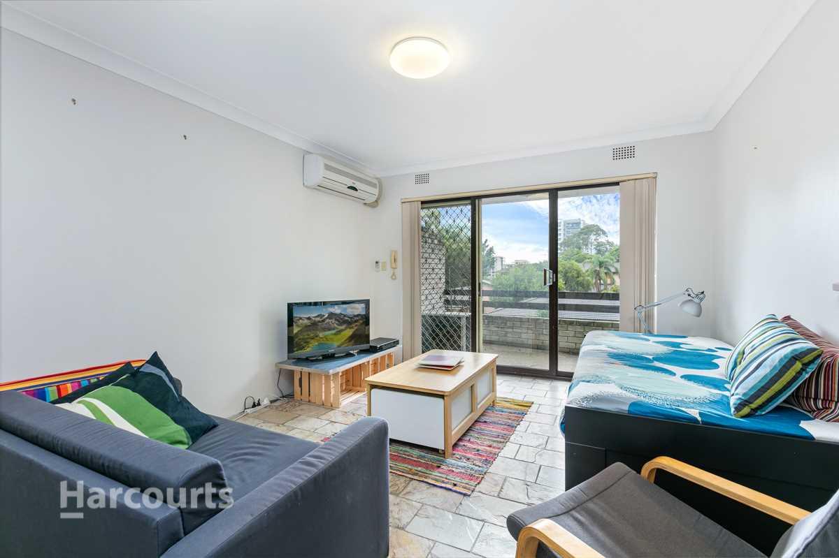 Top Floor Apartment Living