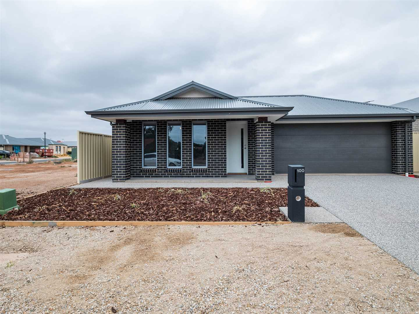 Two Magnificent New Adjoining Homes For Sale
