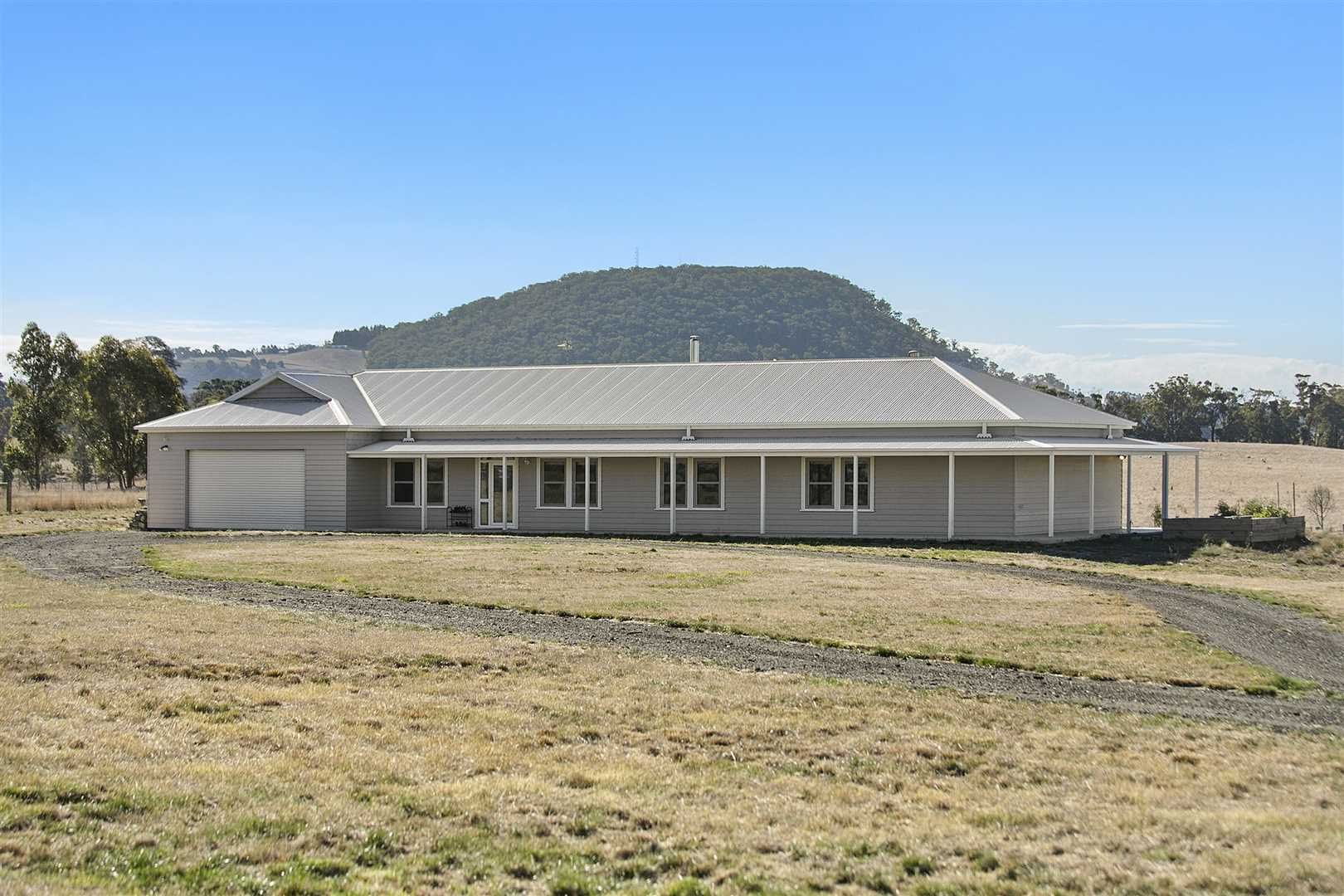 Superior Family Home In Desired Locale - Approx. 43 Acres