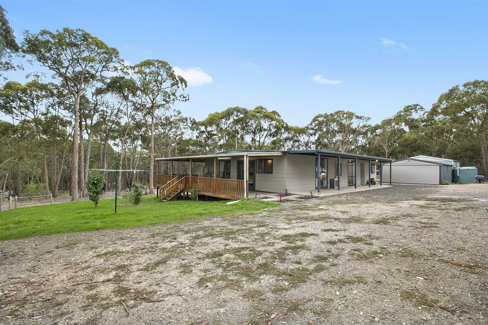 Make the Tree Change -Tranquil Living on Approx. 10 Acres