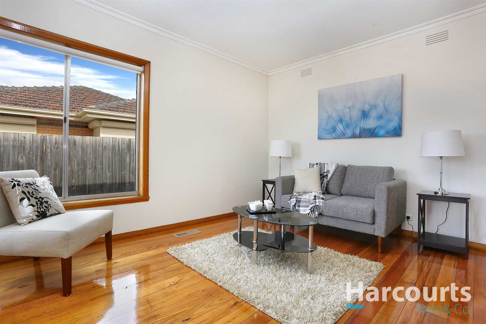 Renovated Home With 2 Light Filled Living Rooms!