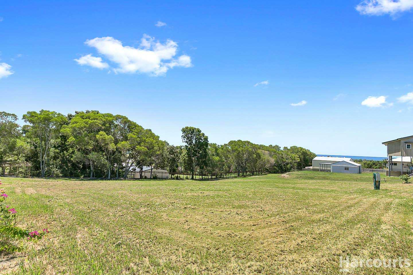 Over Half An Acre With Ocean Views