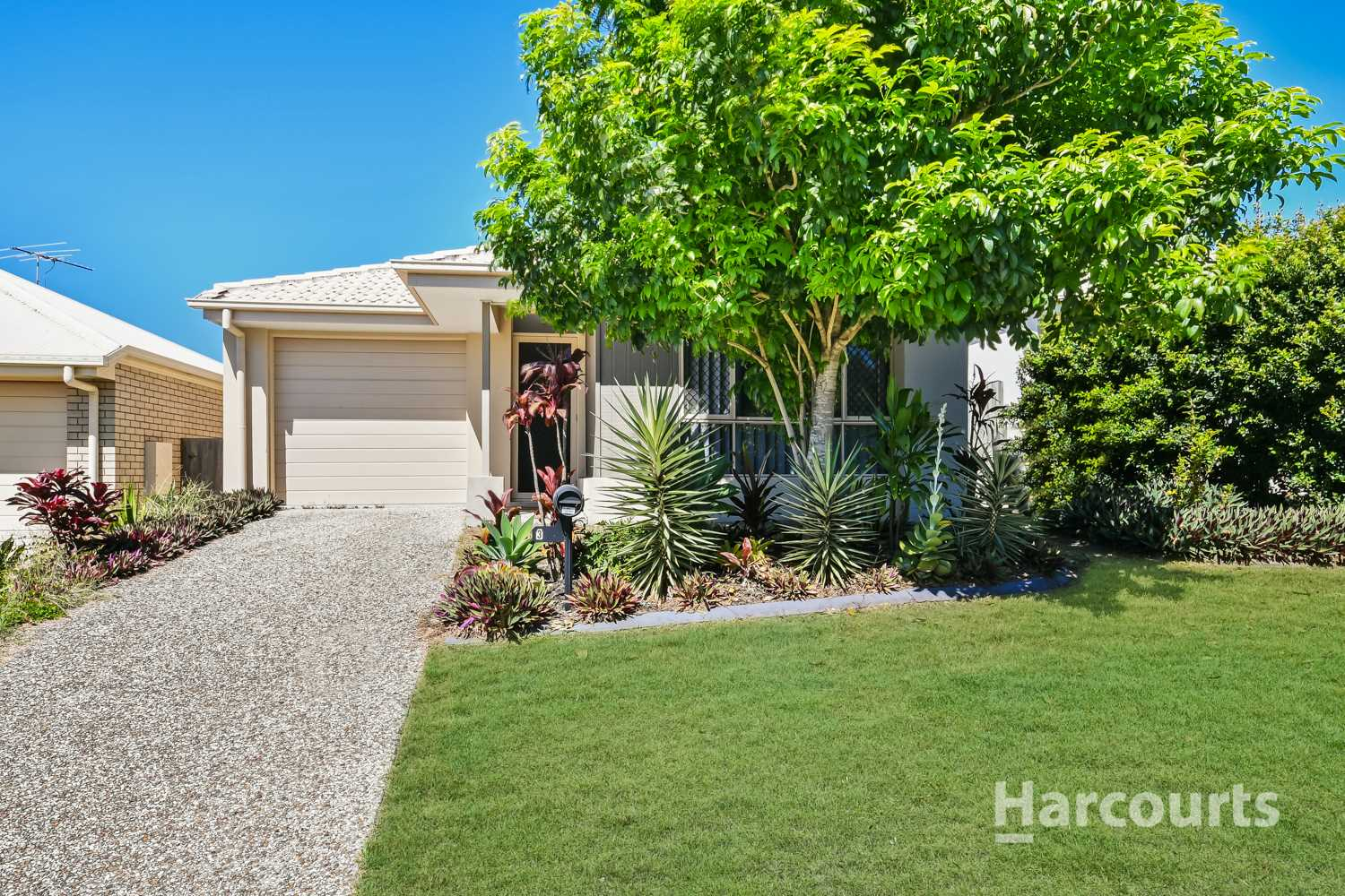 Low maintenance home in central location