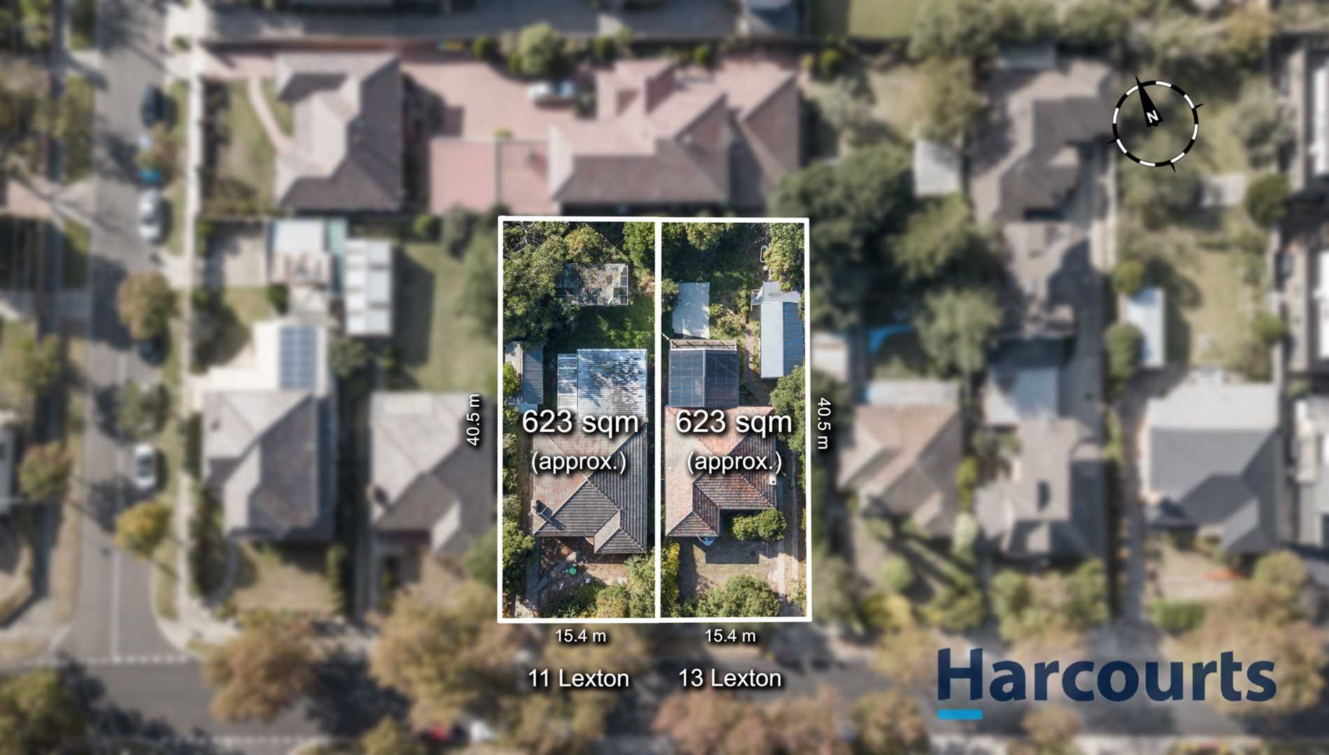 5 Townhouses Approved in Box Hill High Zone