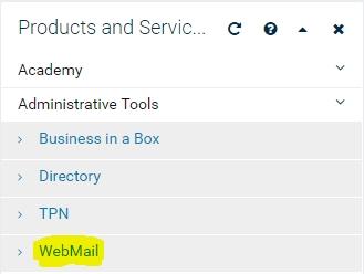 ZA Webmail Link