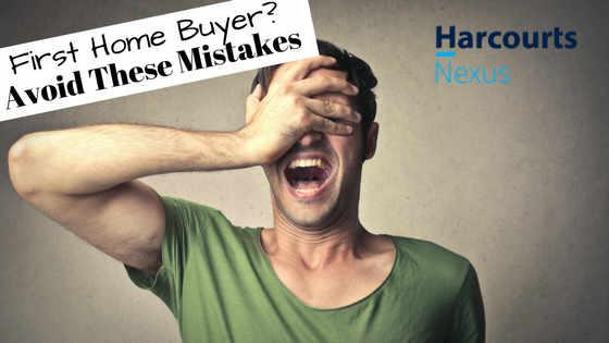 First Home Buyer Mistakes
