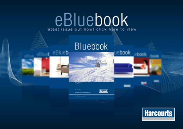 Harcourts Queensland Blue Book