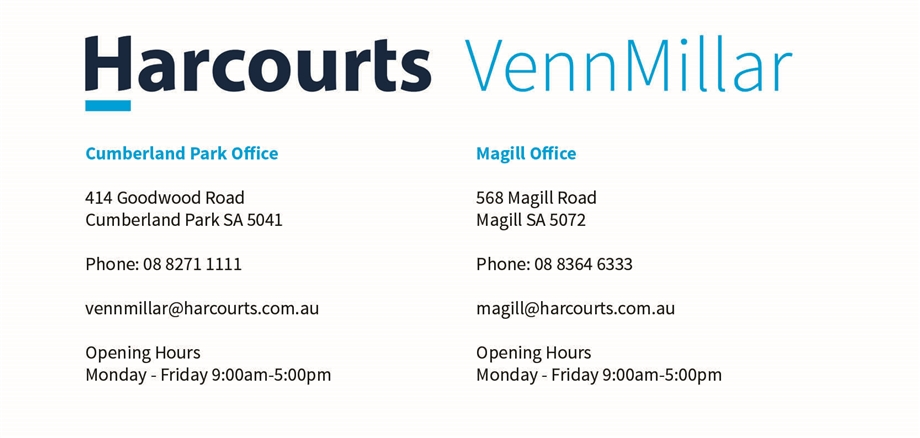 Harcourts VennMillar office locations and contact details