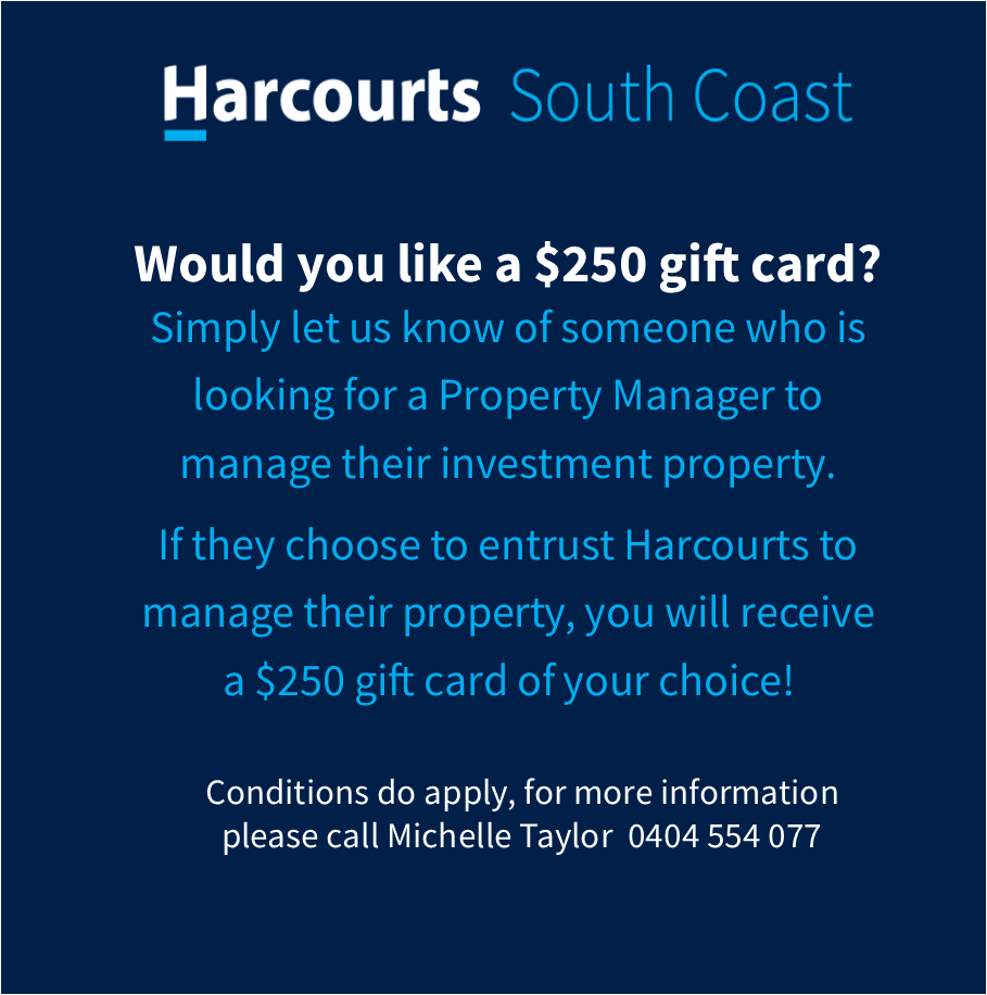 Do you know of someone looking for a Property Manager? I would love to hear from you!