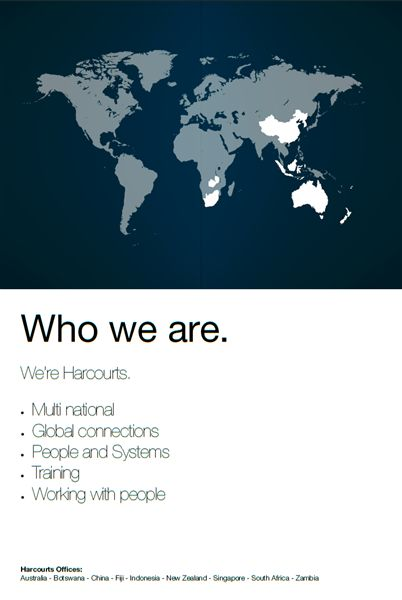 Harcourts - Who We Are?