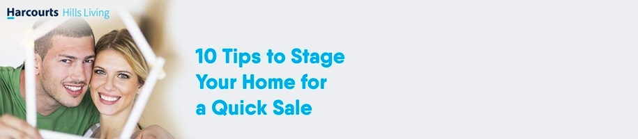 10 Tips to Stage Your Home for a Quick Sale