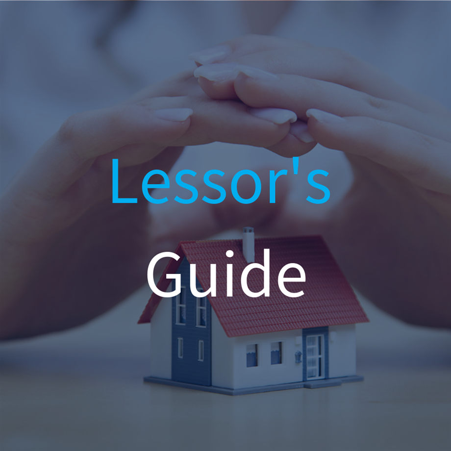 Renting Out Your Property: A Lessor's Guide