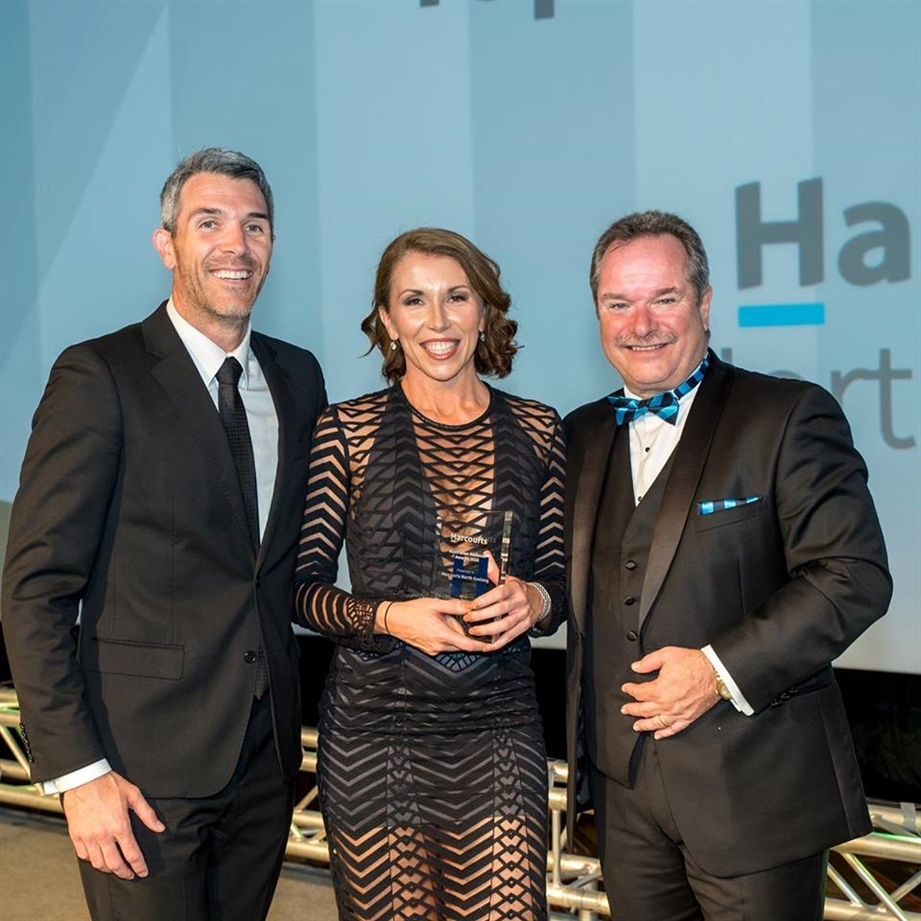 2016 National Harcourts Awards