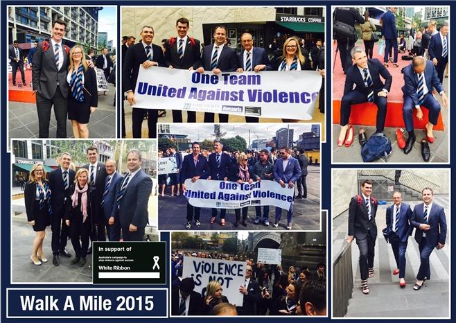 Walk a Mile 2015