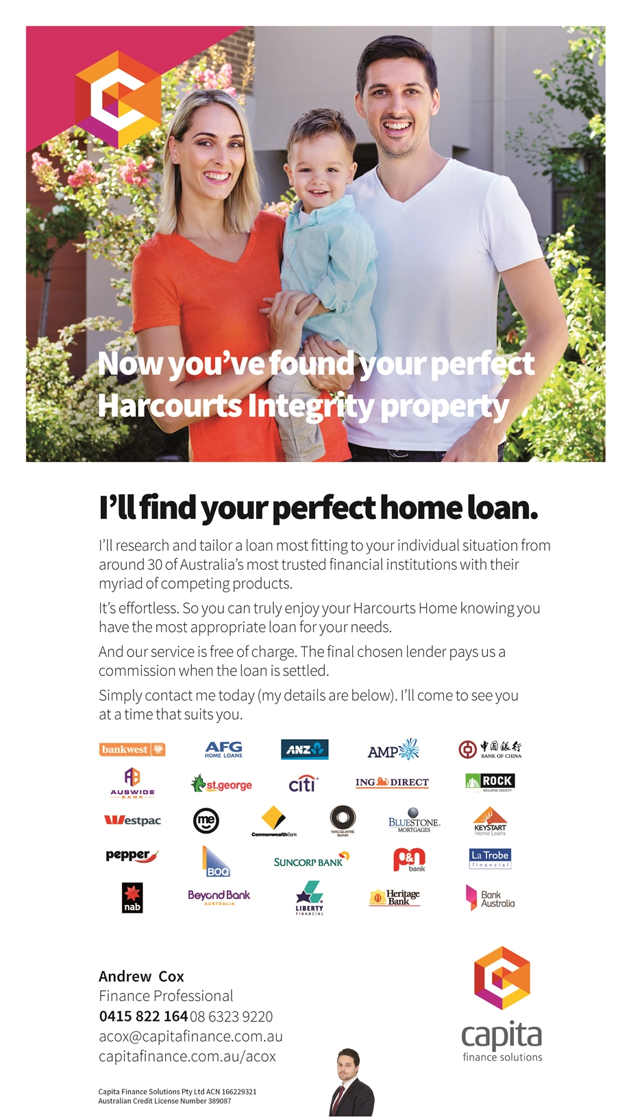 Home Loan Finance Perth Harcourts