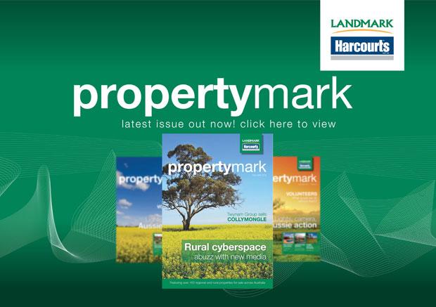 Landmark Harcourts Property eMagazine