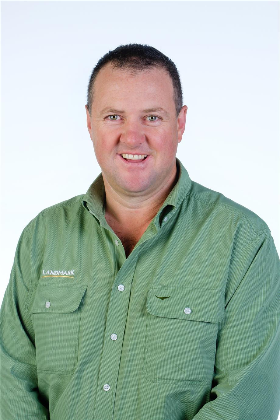 Experienced Livestock Manager Matt Pitzen