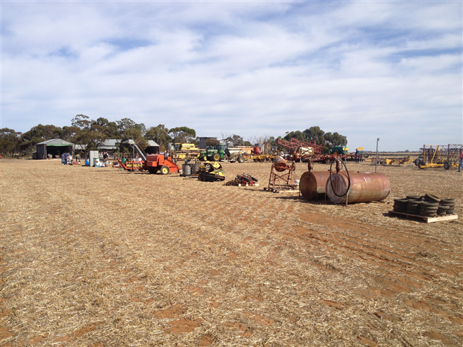 Mark Egan Farm and Property Clearing Sales