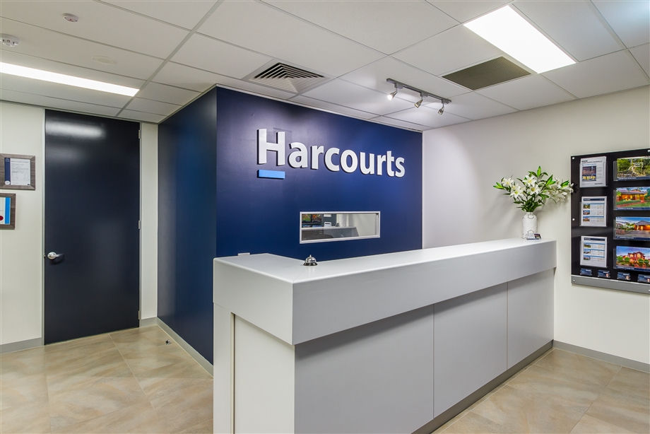 Harcourts Rowville Office