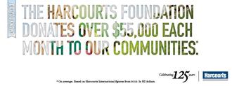Harcourts Foundation helping the less fortunate a passion of NAI Harcourts Wodonga