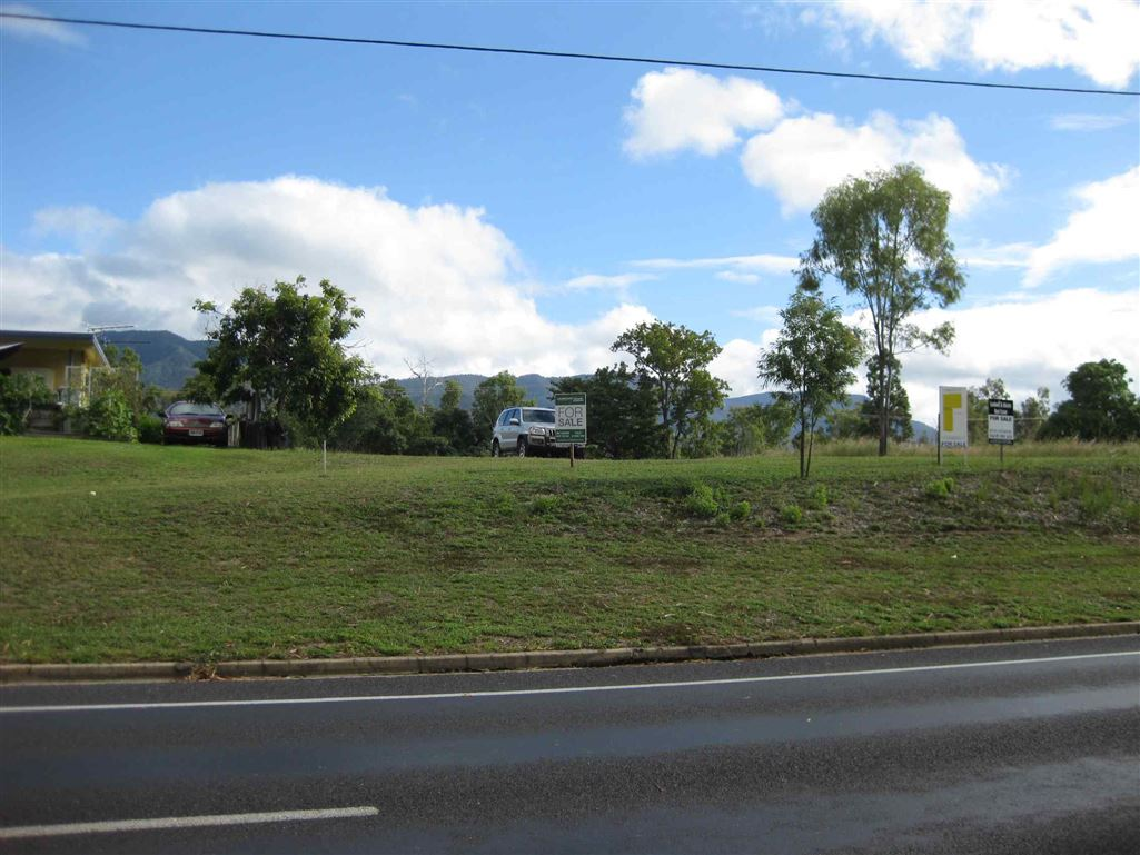 View of part of property from Victoria Street (Bruce Highway)